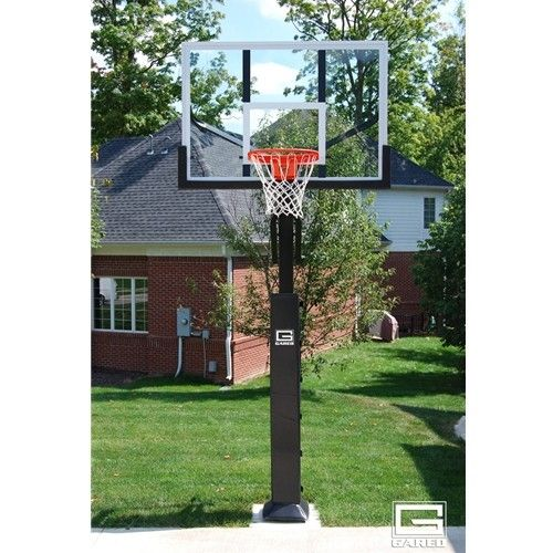 Outdoor basketball hoop buyers guide for Basketball court installation cost