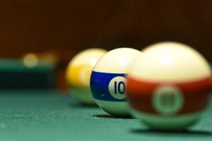 Pool Table Maintenance