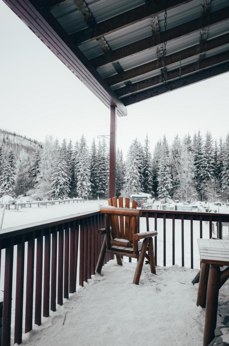 Outdoor Furniture Protection From Snow and Ice during The Winter Months