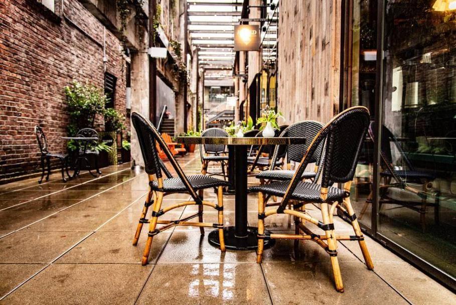 Patio Furniture For Rainy Climates