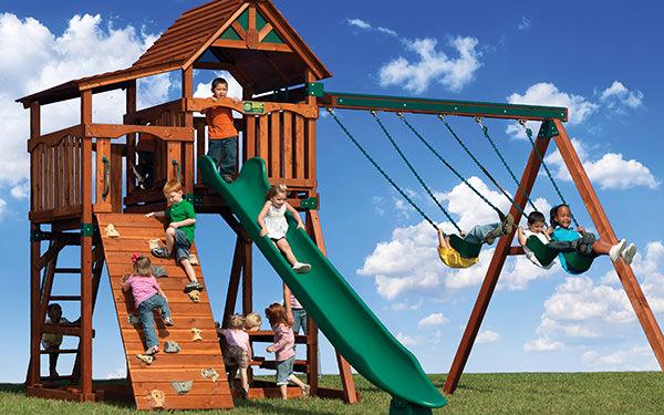 swing set buying guide
