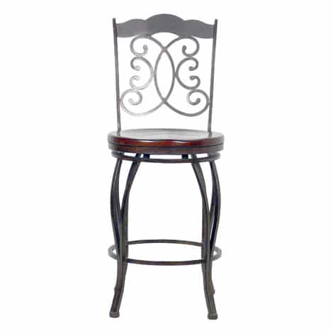 Free Shipping Bar Stools By Pastel Athena Autumn Rust Bar