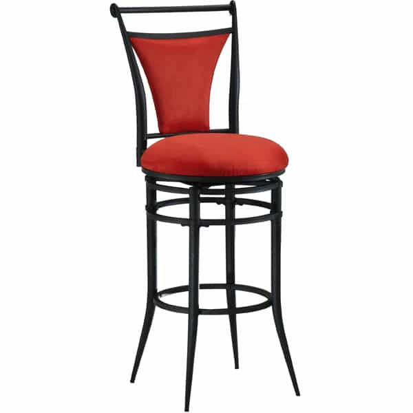 Cierra Flame Bar Stool