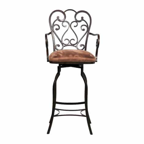 Free Shipping Bar Stools By Pastel Magnolia Autumn Rust