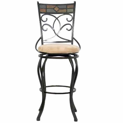 Pompeii Bar Stool By Hillsdale Furniture And Low Prices