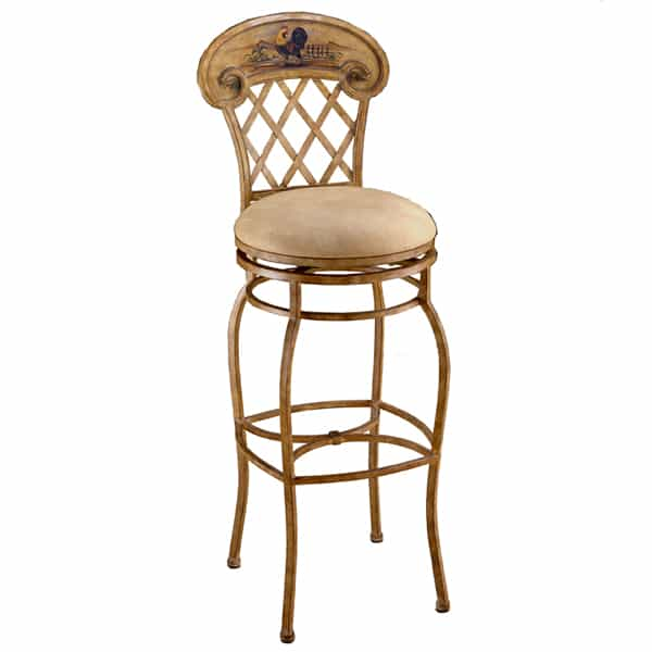 Rooster Bar Stool By Hillsdale Family Leisure