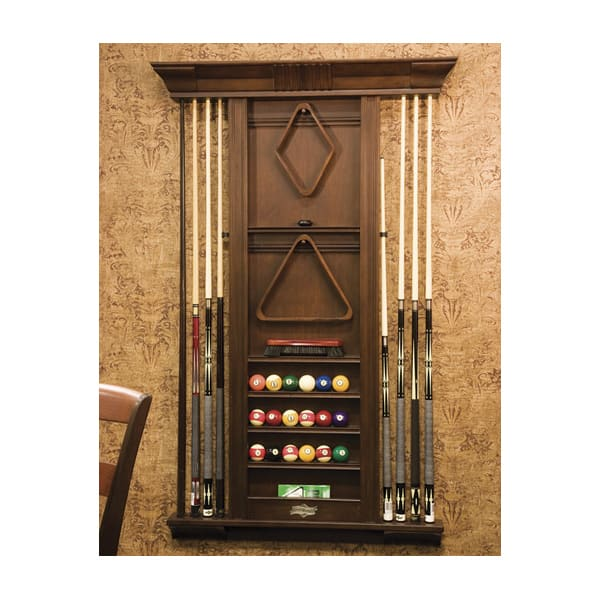 Manhattan Pool Table Accessory Rack By American Heritage