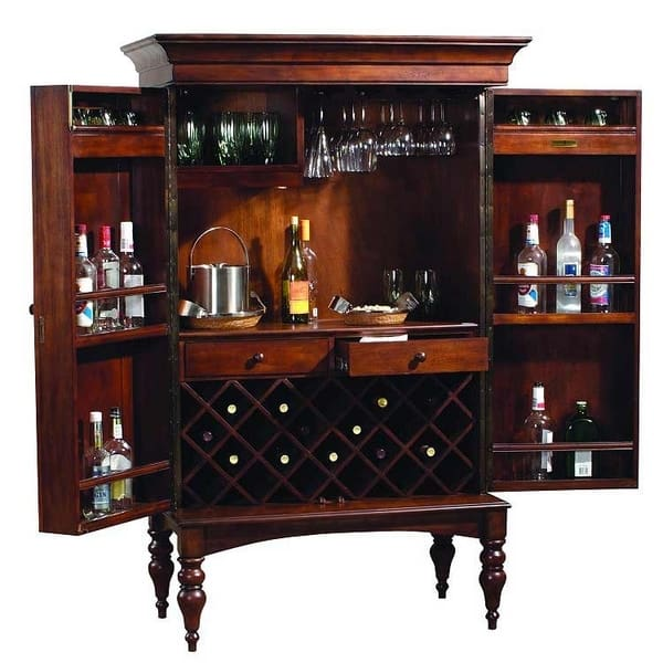 Cherry Hill Hide-A-Bar Upright