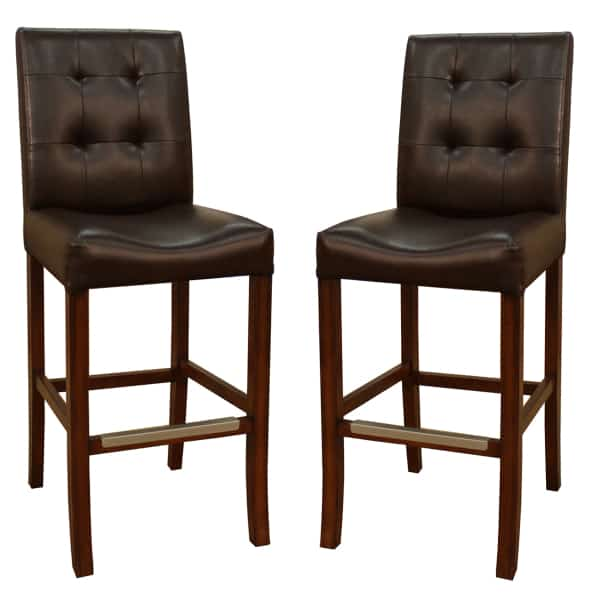 Superb Hancock Set Of 2 Bar Stools By American Heritage Gmtry Best Dining Table And Chair Ideas Images Gmtryco
