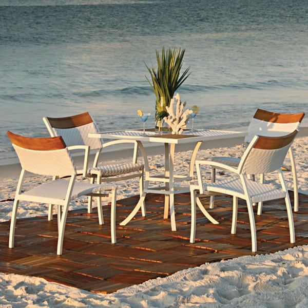 Dolphin Dining Patio Furniture by Summer Classics