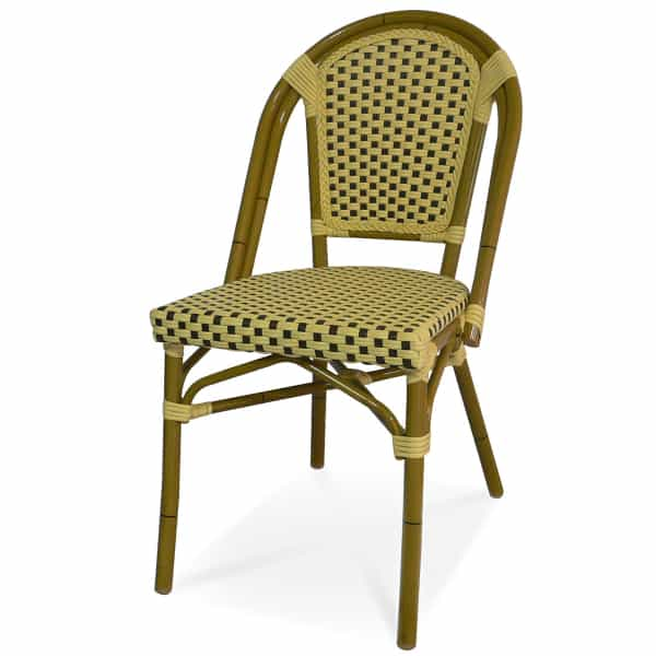 Commercial Patio Chairs Arm Chair 4 Pack Family Leisure Barbados Commercial Patio Arm Chair 4