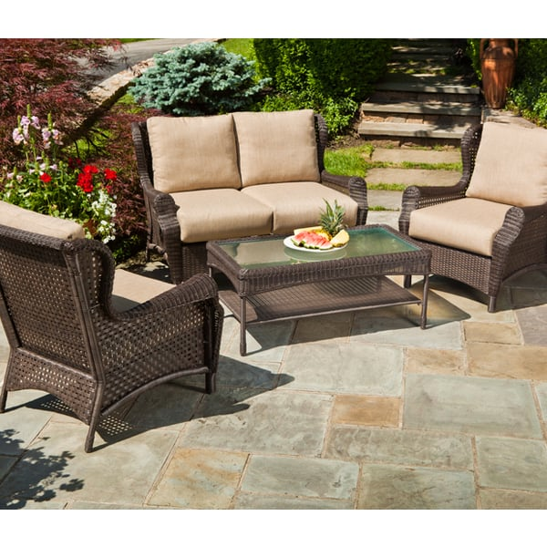 Alfresco Wicker Patio Furniture From Alfresco Home   Pure Affordable Luxury