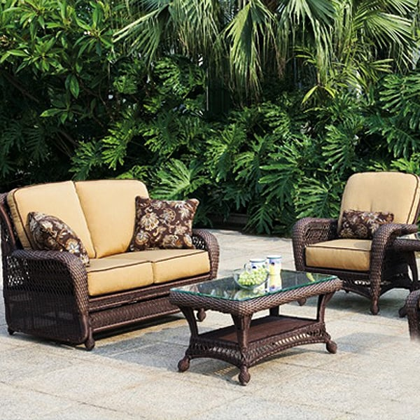 Breathe All Weather Wicker Collection From Erwin And Sons