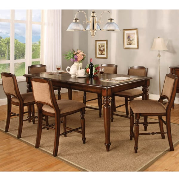 Belmore Counter Height Dining Set By Leisure Select
