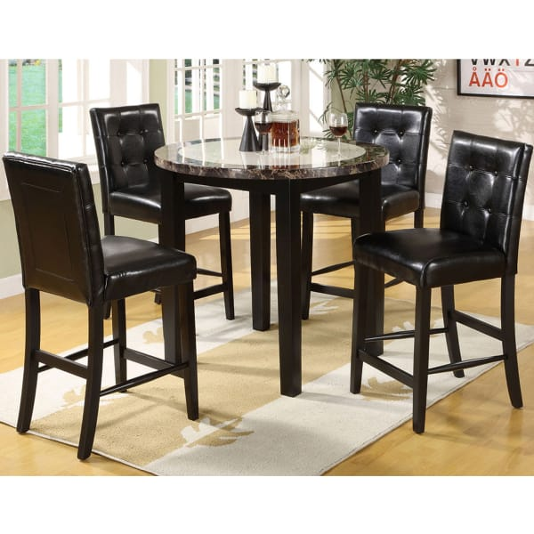 Bar Height Kitchen Table: Paulista Counter Height Dining Set By Leisure Select