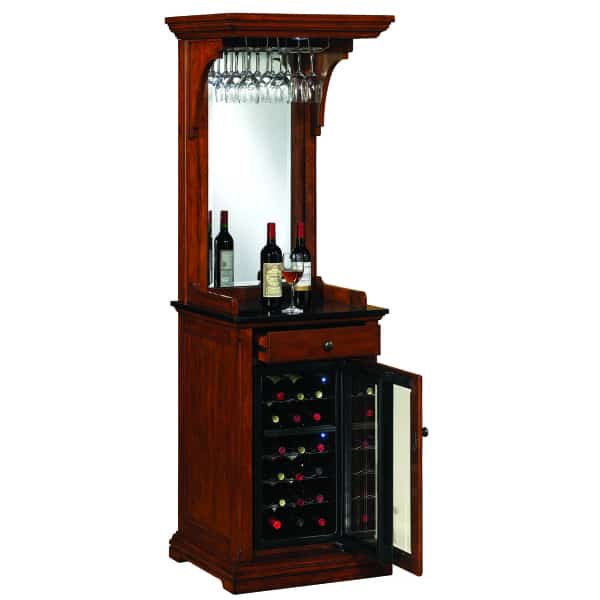 Pinot Wine Amp Spirit Cabinet By Tresanti Family Leisure