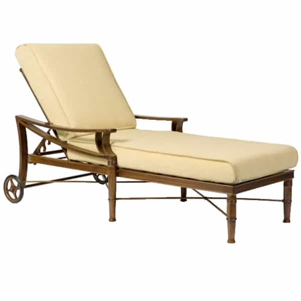Arkadia chaise lounge for Casual chaise lounge
