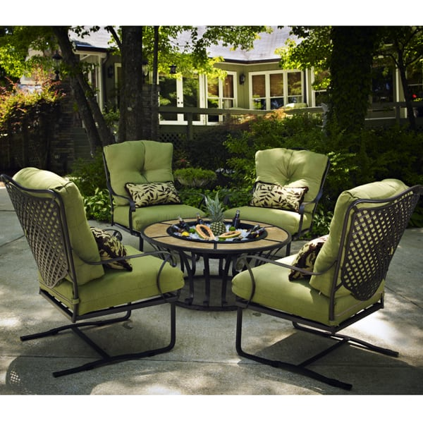 Coventry Fire Pit by Meadowcraft | Patio Furniture