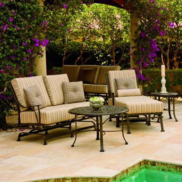 Palladian Cushion Deep Seating By Woodard Garden Furniture