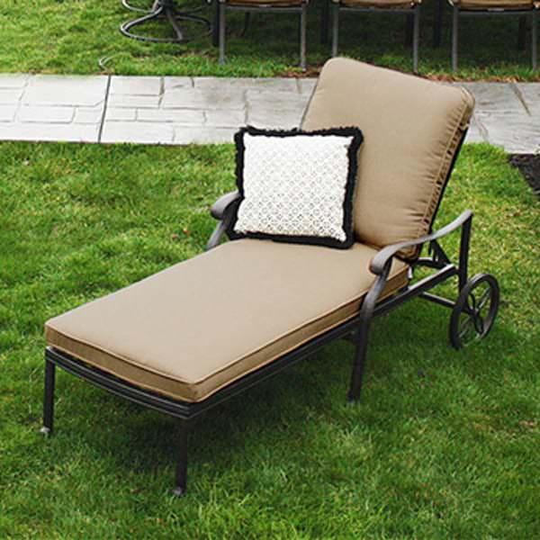 San Marino Chaise Lounge Pair Of 2