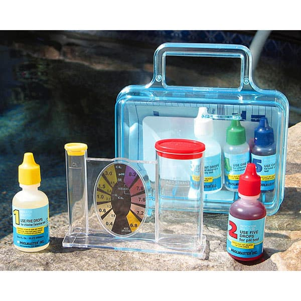 4 in 1 swimming pool test kit - Hth swimming pool test kit instructions ...