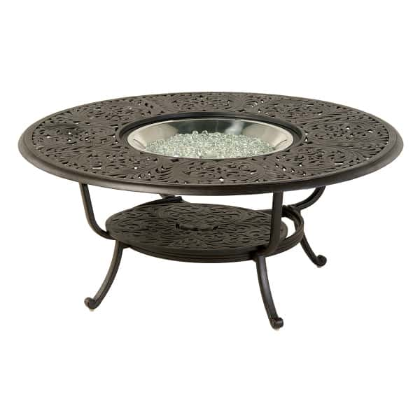 Tuscany 48 Quot Round Gas Fire Pit Table