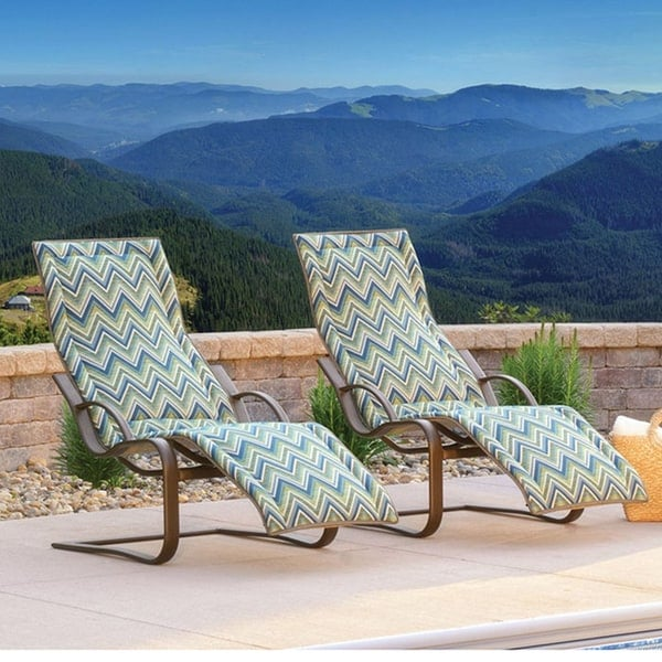 Lana Spring Base Chaise