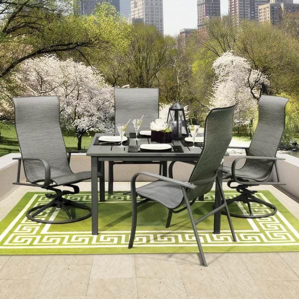 Kashton sling collection by homecrest for Homecrest outdoor furniture