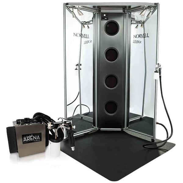 Spray Tan Arena All In One System
