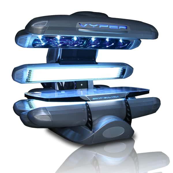 vyper 36h commercial tanning bedsmart solarium