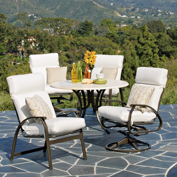 Cape May Cushion Dining By Telescope Casual