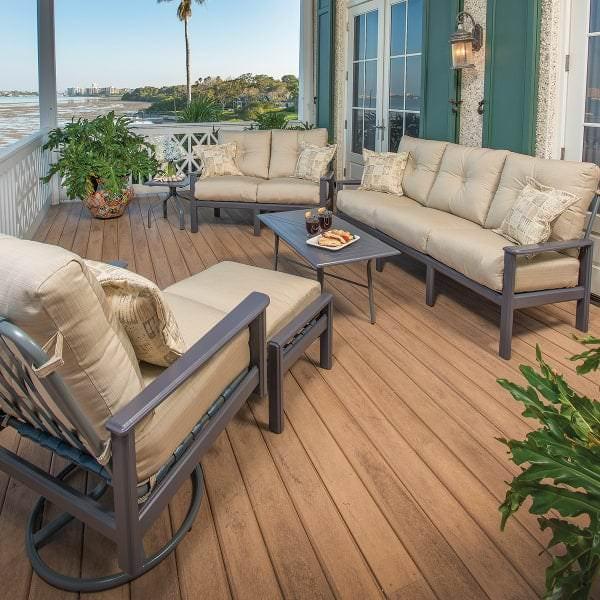 Hampton Deep Seating, Windward Patio Furniture
