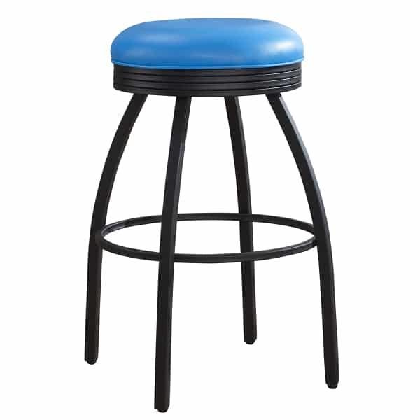 Manhattan Counter Stool Blue
