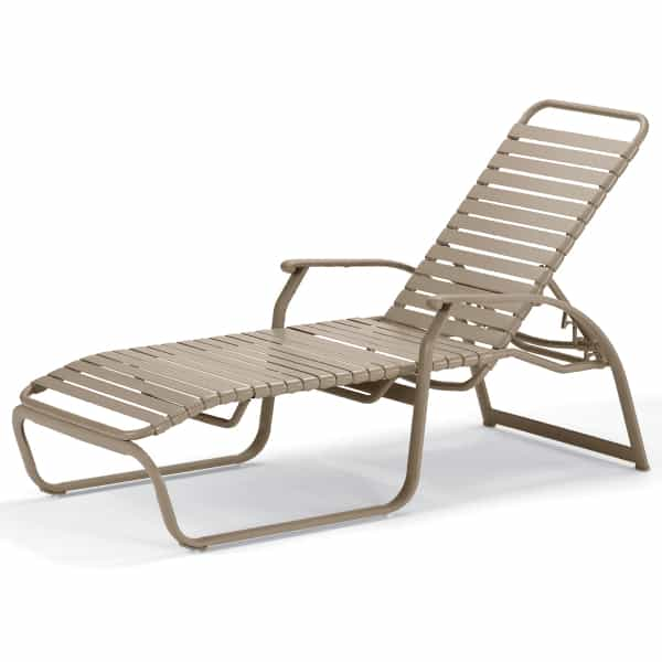 The cape may contract strap four position lay flat for Casual chaise lounge