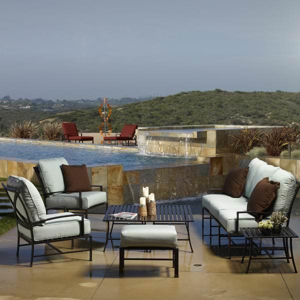 La Jolla Deep Seating, Sunset West Patio Furniture