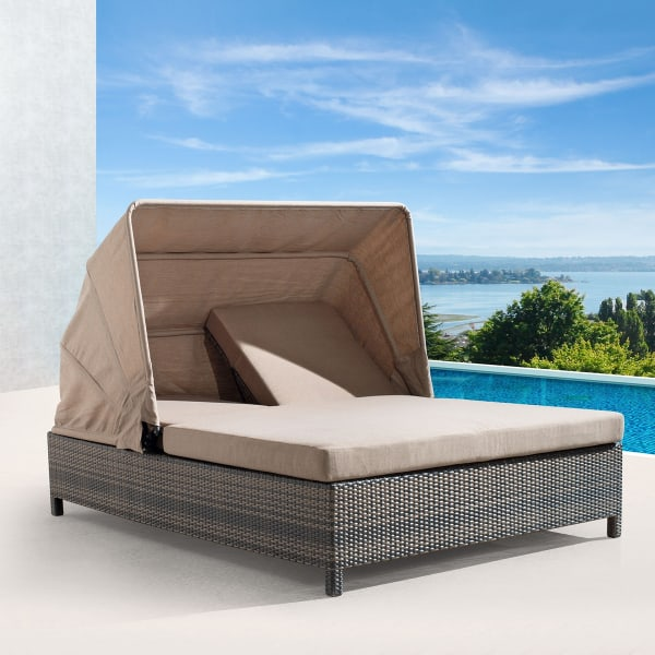 Siesta Key Double Chaise Lounge