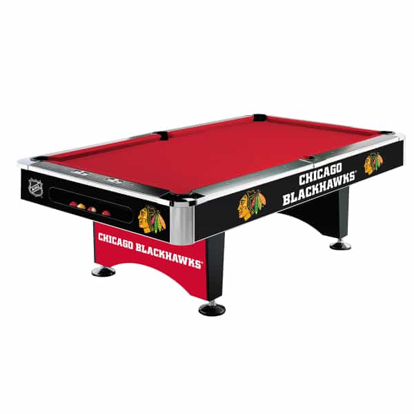 Nice Chicago Blackhawks By Imperial Billiards