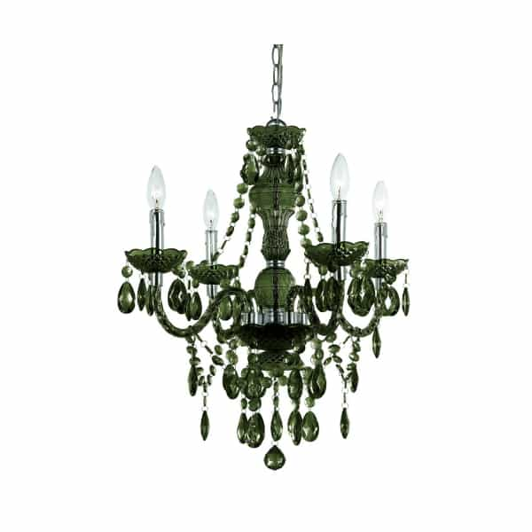 Landscape Lighting Naples Fl: Naples 4 Light Mini Chandelier