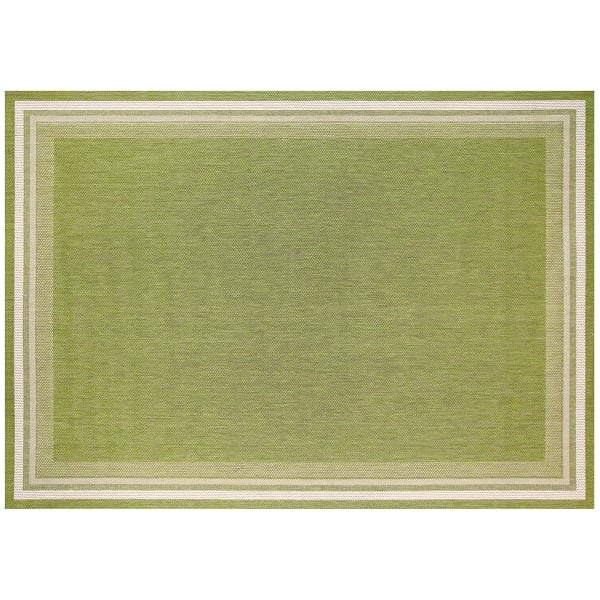 Garden Cottage Outdoor Rug Lime By Treasure