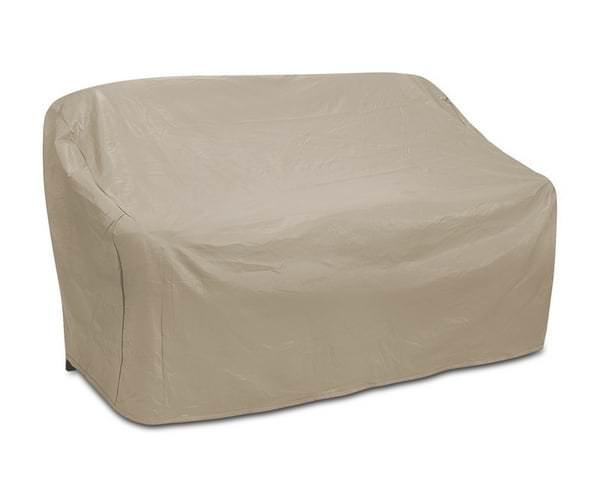 three seat wicker sofa cover