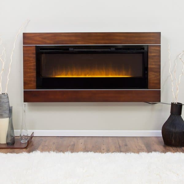 Cohesion wall mount fireplace for Bedroom electric fireplace