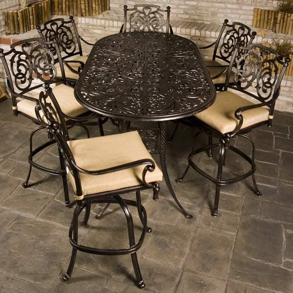 st augustine bar height. Black Bedroom Furniture Sets. Home Design Ideas