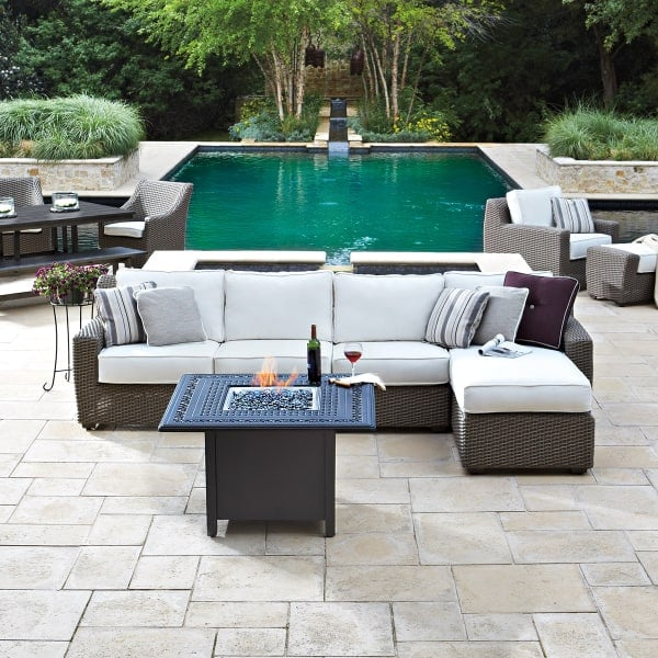 Augusta Sectional Deep Seating