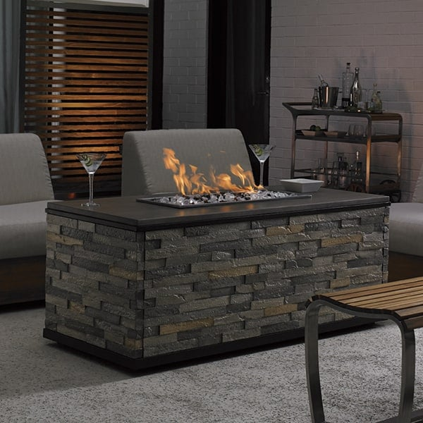Tres Chic Fire Pit