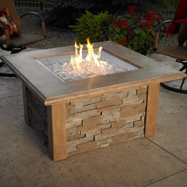 Build Your Own Tabletop Fire Pit