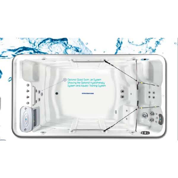 Tidalfit Premium Ep 14 Swim Spa