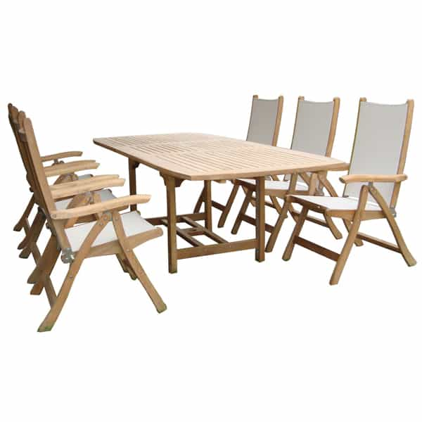 Florida Teak White By Royal Collection