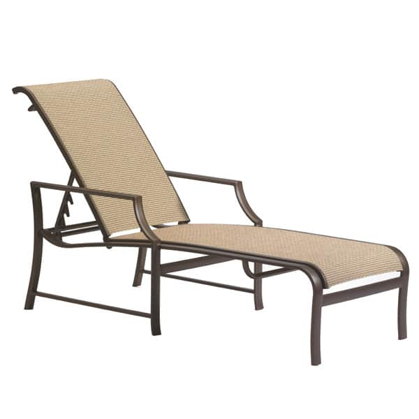 Windsor chaise lounge by tropitone free shipping family for Chaise windsor