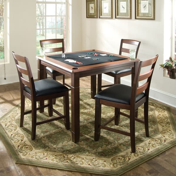 Counter Height Game Table Set By American Heritage ...