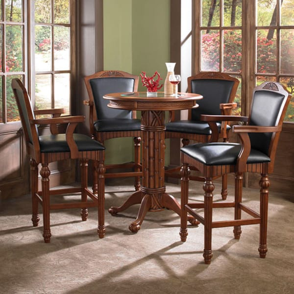 Palmetto Pub Table Set By American Heritage